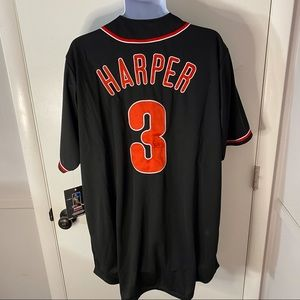 MLB Philadelphia Phillies Bryce Harper Jersey XLT